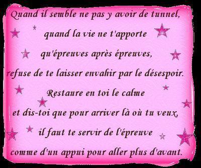 Textes Amitie